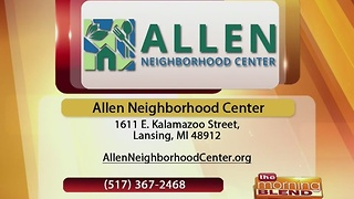 Allen Neighborhood Center -12/2/16 - Video