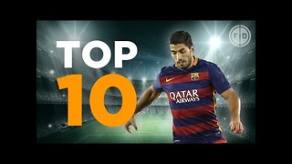 Top 10 Best Kits 2015/16 - Video
