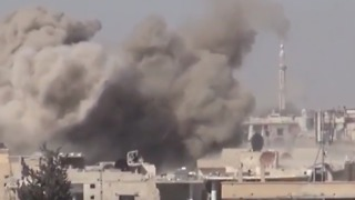 Activists Report Air Raids in Daraa Shortly Before Ramadan Ceasefire Implementation - Video