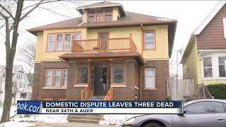 Police: Man kills 2 women, fatally shoots self in Milwaukee - Video