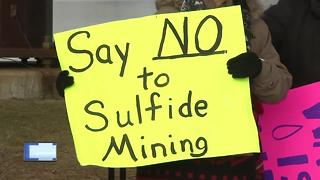 Brown County Board discusses Back Forty Mine project near Menominee River - Video