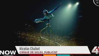Cirque Du Soleil Ovo comes to Kansas City - Video