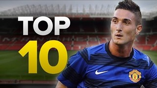 Top Ten Failed Wonderkids - Video