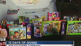 13 Days of Giving kicks off in Las Vegas - Video