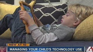 Prevent your kid from becoming a digital addict