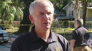 Officer-involved shooting in Tampa neighborhood - Video