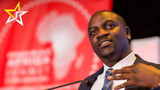 Akon Continues To Pursue Powering Countries Across The World With 'Lighting Africa' Foundation - Video
