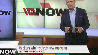 Green Bay rap group Wisco Kidz drops new Packers anthem
