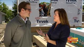The Morning Blend Helps Build a Home! - Video