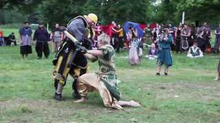 Dagorhir Ragnarok XXXI: The World's Largest LARP Festival - Video
