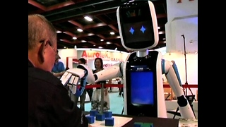 Taiwan Robot Fair 2010 - Video