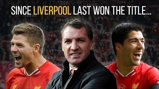 Since Liverpool last won the league title... - Video
