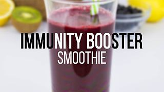 Immunity booster smoothie recipe