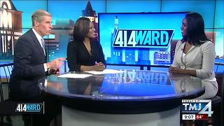 414ward: Putting a face human trafficking