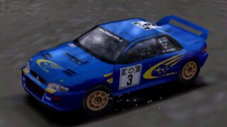 Colin McRae Rally - PlayStation