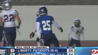 23FNL playoffs week 3 Liberty v. Bakersfield
