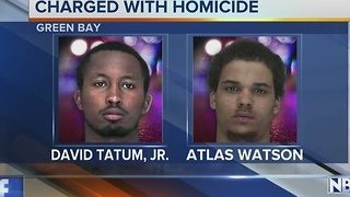 Murder suspect bound over for trial - Video
