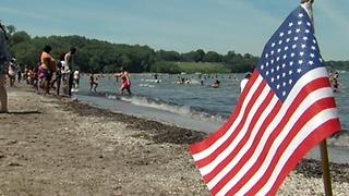 What you need to know about Lake Erie's water quality before taking a dip - Video