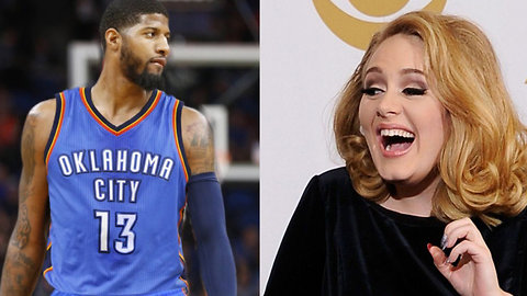Paul George SCAMMED for Free Shoes Meant for Adele