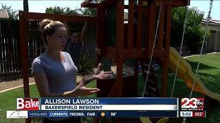 Neighborhood with bad luck in Bakersfield? - Video