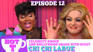 Tammie Brown & TS Madison on HOT T! Celebrity Gossip & Hollywood Shade Season 3, Episode 12 - Video