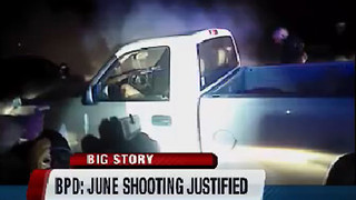 BPD officer involved shooting on June 14th was justified - Video