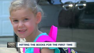 Checking in with Lydia, our Kindergarten Correspondent - Video