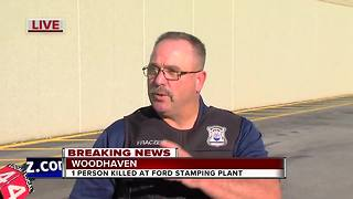 Deputy Chief says disgruntled employee killed - Video