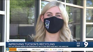 Tucson sees improvement in residential recycling through new program