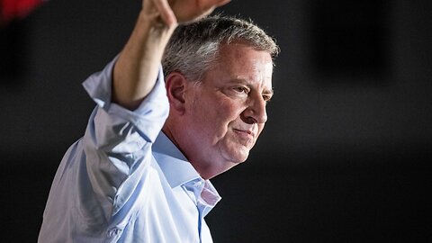 NYC Mayor Bill De Blasio Ends 2020 Presidential Campaign