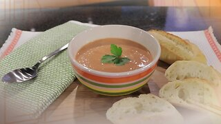 What's for Dinner? - Cream of Tomato Soup