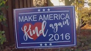 "California Mom Wants To Make ""America Kind Again"" - Video"