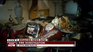 Fire damages furniture store on Milwaukee's south side - Video