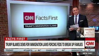 [1280x720] Cuomo fact-checks Trumps claim on immigration - Video