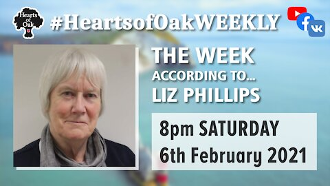 The Week According To Liz Phillips 6.2.21