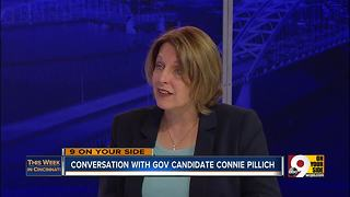 This Week: Former state Rep. Connie Pillich talks public education, her legislative and military background - Video