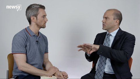 Ben Rhodes Talks Russia, The Iran Deal And His Time In The White House