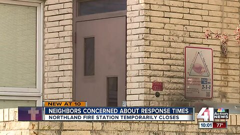 KCFD opens new fire station as it closes another, worrying neighbors