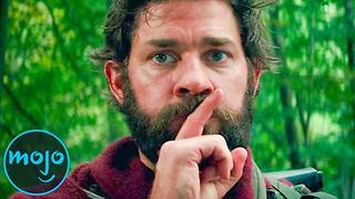Top 10 Scariest Scenes In A Quiet Place - Video