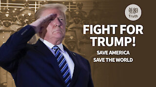 FIGHT FOR TRUMP! save America, save the world | Truth Media