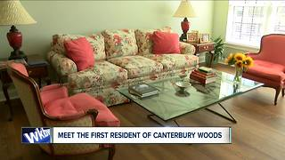 Canterbury Woods Residents Move in - Video