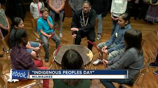 State Rep. David Bowen reintroduces Indigenous Peoples Day bill - Video