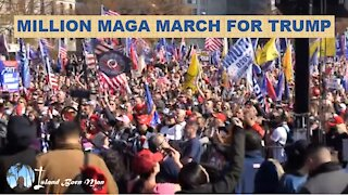 MILLION MAGA MARCH FOR TRUMP