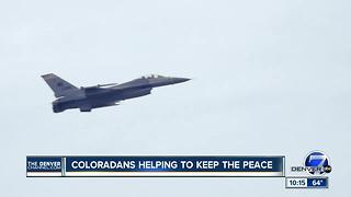 Colorado Airmen protect the Pacific Region, Denver7 given access to pilots and crew in Japan - Video