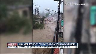 Puerto Rico recovers from Hurricane Maria, Tampa Bay Area residents collect donations - Video
