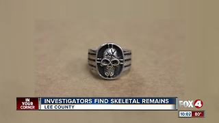 Deputies find skeletal remains - Video