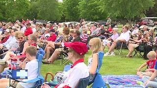 Service held for fallen veterans