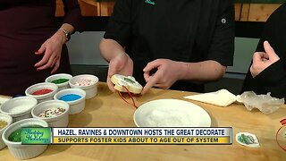 'The Great Decorate' helps teens aging out of foster care