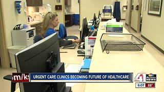 Urgent care centers explode in popularity