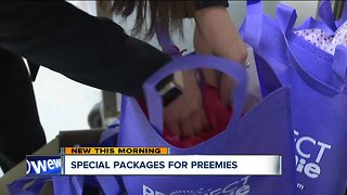 Nonprofit group makes special holiday delivery to parents of premature babies inside NICU wards